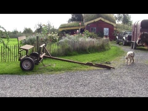Converted Horse Cart.