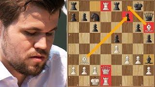Magnus Carlsen Wins Because His Name is Magnus Carlsen? | WRC | Round 7