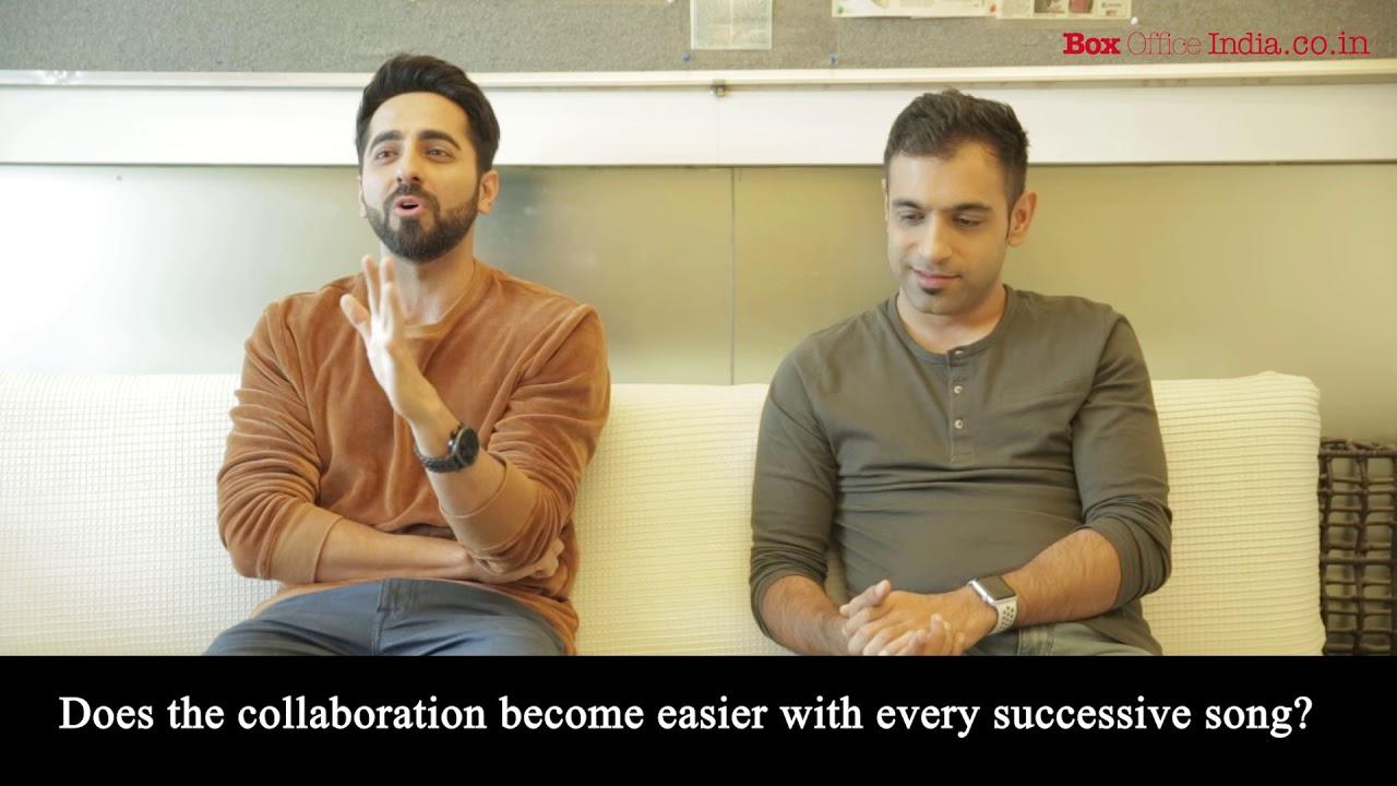 Download Ayushmann Khurrana & Rochak Kohli discuss their collaboration MP3 Gratis