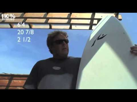 Surfboard Design Basics- fish and small waves shortboards