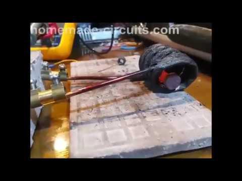 High Power Induction Heater Circuit using IGBT