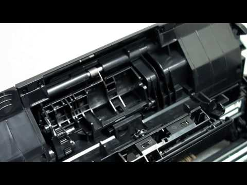 Cleaning your Fujitsu ScanSnap iX500 Scanner