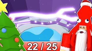 [22/25] CHRISTMAS STAGES in Tower of Hell... | Roblox