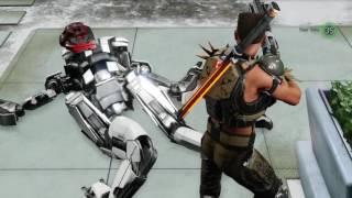 XCOM 2 multiplayer 10k ps4 ranked, 2 blademasters