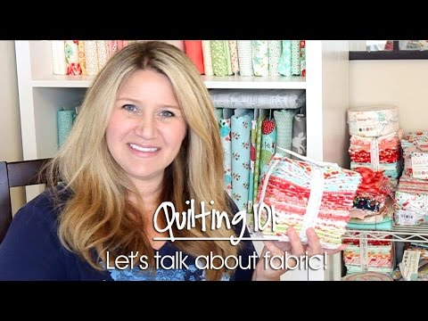 Quilting 101: How To Choose Quilting Fabric
