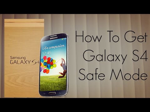 How to Get Galaxy S4 Safe Mode - PhoneRadar
