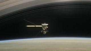 NASA Crashed $4 BILLION Spacecraft INTO Saturn