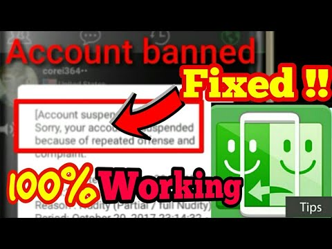 100% working | How to unblock azar account unsuspend unbanned azar account new 2018