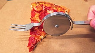 7 Pizza Gadgets put to the Test Part 2