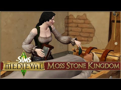 Plague Cooties Strike!! • Sims Medieval: Moss Stone Kingdom - Episode #49