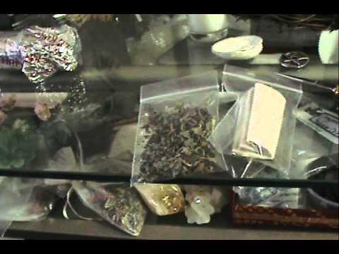 Medicine bag  crystal grid for   SR