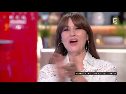 Xxx Mp4 Monica Bellucci Se Confie Part 2 C à Vous 22 06 2017 3gp Sex