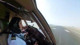 Flying high with Sheikha Mozah Al Maktoum | UAE Civil Aviation Day | Emirates Airline