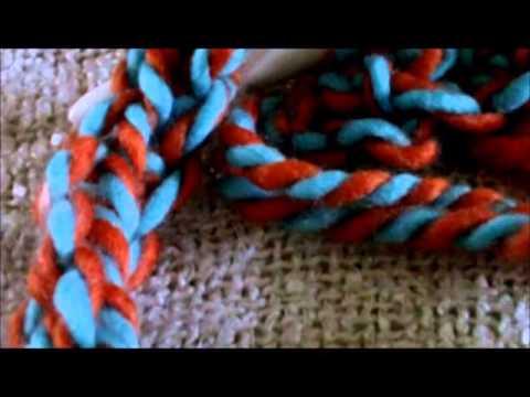 Design your own crochet cowl