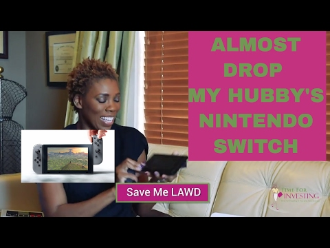 Nintendo Switch Unboxing and Review | Work Hard Play Hard Time