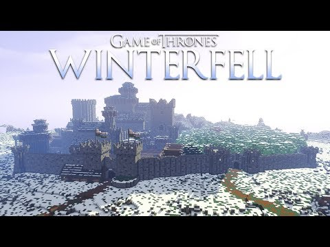 Minecraft: Game of Thrones - Winterfell