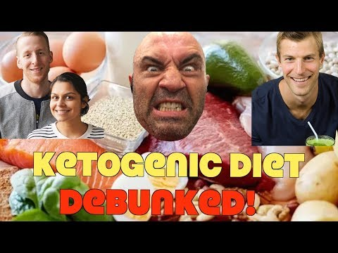 Ketogenic Low Carb Diets Debunked! Why High Carb is Better