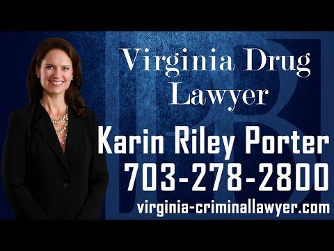 Virginia Drug Lawyer | Drug Attorney  in Virginia | Karin Riley Porter