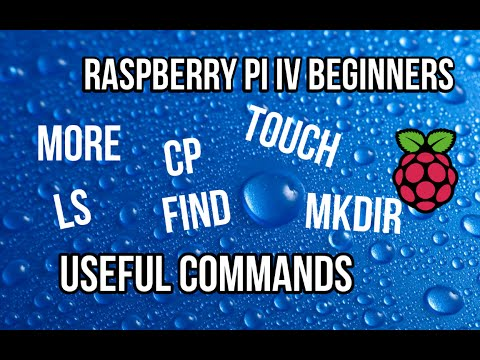 Raspberry Pi - Very basic and useful commands