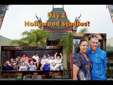 Walt Disney World Vacation Day 2 Hollywood Studios and Epcot Teppan Edo Aug 6 2017