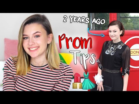 Top Tips I Wish I Knew Before PROM! ♡