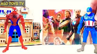 Download Wrong Superhero Heads Funny Toys and Funny Dances Video