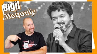 Thalapathy Vijay Speech | Bigil Audio Launch | Reaction