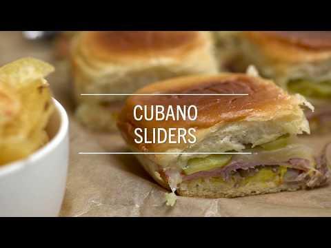 Cubano Sliders
