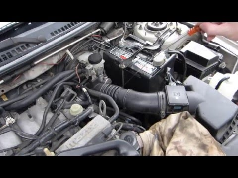 Automatic transmission fluid change Mazda/KiaFN4A-EL / Ford F-4EAT