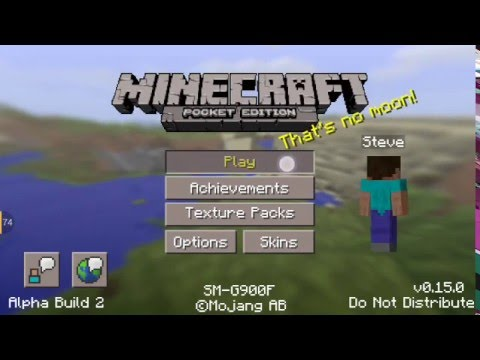 How to get seed of house in MCPE in android 2.2 and higher
