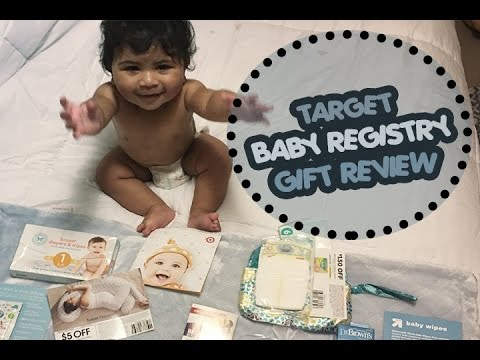 FREE TARGET BABY REGISTRY GIFT BAG WITH COUPONS 4/27/17