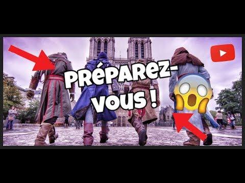 LA FRENCH FREERUN FAMILY J'ARRIVE !!!
