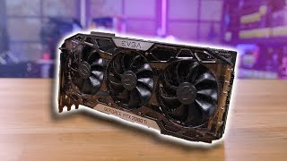 This much GPU power is just insane... RTX 2080Ti FTW 3