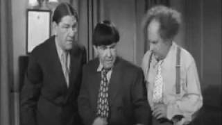 The Three Stooges - Leaping Dandruff