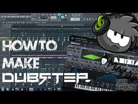 How to make DUBSTEP - FL Studio Tutorial #2-