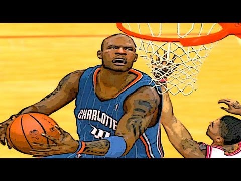 NBA 2k12 My Player: Neal Air Bridges taking Michael Jordan's Swag ft the MVP Derrick Rose