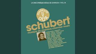 String Quintet In C Major D 956 Iii Scherzo Presto  Trio Andante Sostenuto 1951 Recording