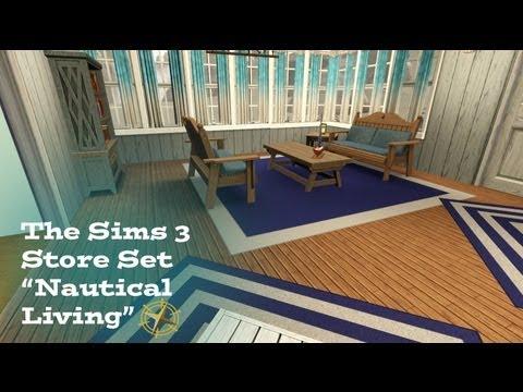 The Sims 3 Store Set Review & Critique: