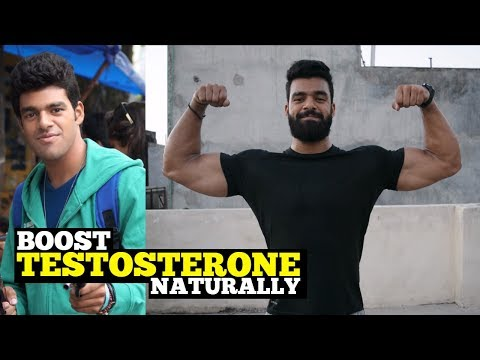How To BOOST Testosterone NATURALLY!