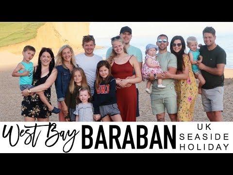 Family Caravan Holiday Vlog | West Bay 2018