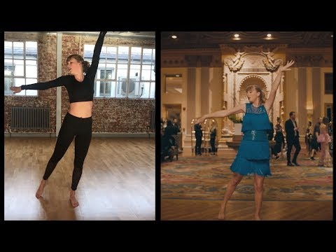 Delicate Music Video Dance Rehearsal Part 1