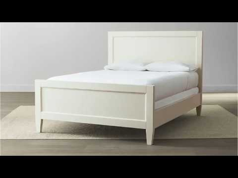 Rest Cozily In Your Bedroom With White Bed Frame