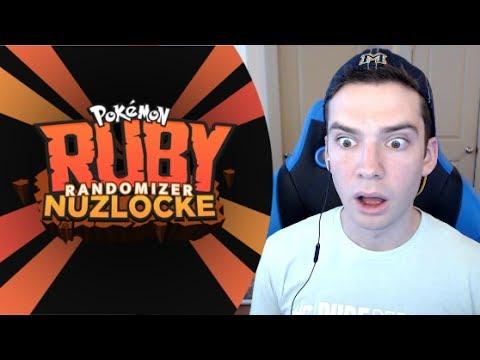 The First Death ALREADY?! - Pokemon Ruby Randomizer Nuzlocke Part 5