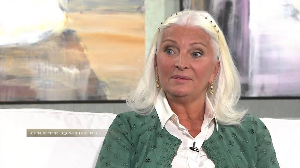 Så gick Grete Qviberg vidare efter att blivit bedragen  - Malou Efter tio (TV4)