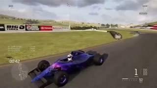 Screwing around in drift Forza Motorsport 6