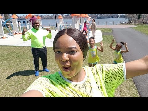 FAMILY WORKOUT CHALLENGE | OMABELLETV