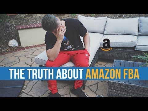 The Truth About Amazon FBA | YOU HAVE TO WATCH THIS!