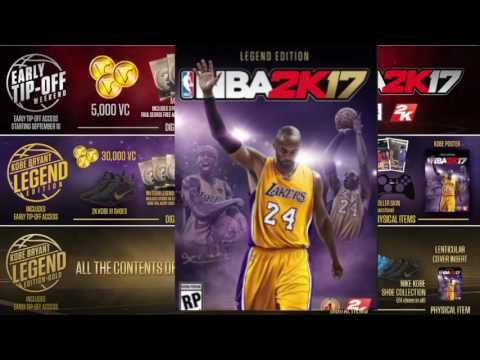 GET 2k17 4 days early | Save 20% Off NBA 2k17 | Pre order bonuses and more | @ronnie2k @nba2k