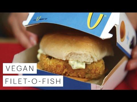 Vegetarian Recipe: Filet O Fish Copycat (Vegan) | Edgy Veg