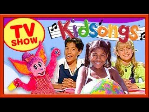 Kidsongs TV Show |Summer Songs Sing Along |Splish Splash |Best Sandcastle |C'mon and Swim |PBS Kids